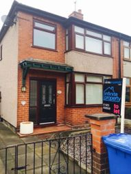 Thumbnail 3 bed semi-detached house to rent in Egerton Avenue, Warrington