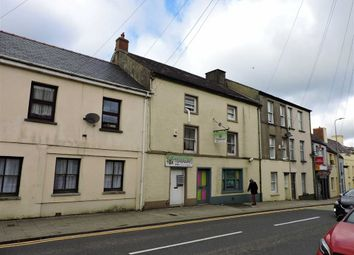 Terraced house for sale in Priory Street, Carmarthen SA31