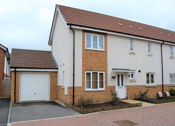 Thumbnail 3 bed semi-detached house for sale in Mardons Close, Midsomer Norton, Radstock