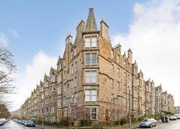Thumbnail 3 bed flat to rent in Warrender Park Terrace, Marchmont, Edinburgh