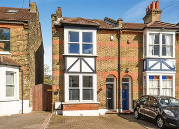 Thumbnail 3 bed terraced house for sale in Walpole Road, South Woodford, London