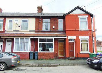 Thumbnail 2 bed terraced house for sale in Brocklehurst Street, Moston, Manchester