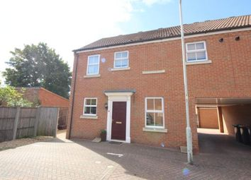 Thumbnail 1 bed flat to rent in Abrahams Close, Bedford