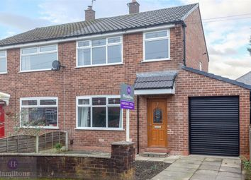 Thumbnail 3 bed semi-detached house for sale in Ashlands Avenue, Worsley, Manchester
