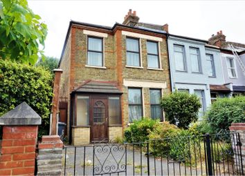 Thumbnail 3 bed end terrace house for sale in Torridon Road, London