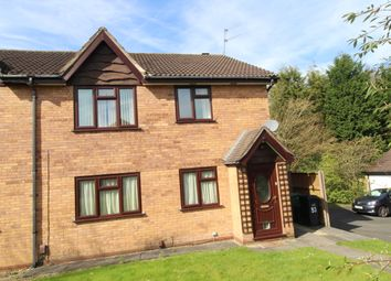 Thumbnail 2 bed flat for sale in Lakeside Court, Brierley Hill