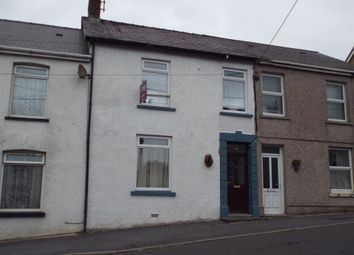 Thumbnail 3 bed terraced house for sale in Heol Y Bryn, Tumble, Llanelli, Carmarthenshire
