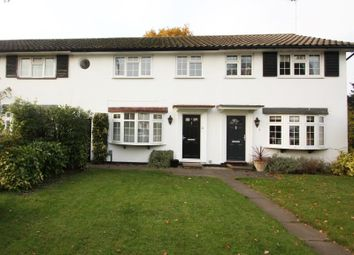 Thumbnail 3 bed terraced house to rent in Church Road, Byfleet
