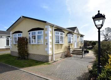 Thumbnail 2 bedroom mobile/park home for sale in Rymer Court, Barnham, Thetford