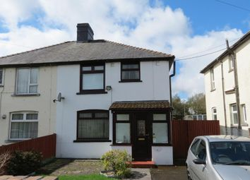 Thumbnail 3 bed semi-detached house for sale in Lilian Grove, Ebbw Vale, Blaenau Gwent