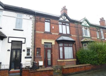 Thumbnail 2 bedroom terraced house for sale in Mount Pleasant, Bilston