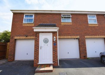 Thumbnail 2 bed property to rent in Minton Grove, Baddeley Green, Stoke-On-Trent