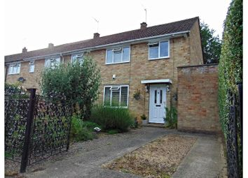 Thumbnail 3 bed end terrace house for sale in Everest Way, Hemel Hempstead
