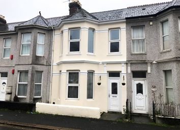 Thumbnail 4 bedroom terraced house for sale in Beaumont Road, St Judes, Plymouth