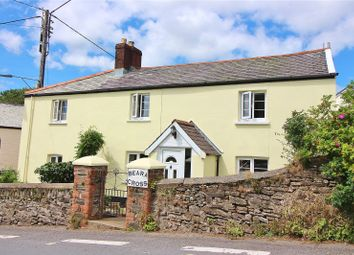 Thumbnail 4 bed semi-detached house for sale in Bratton Fleming, Barnstaple