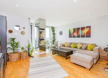 Thumbnail 2 bed flat for sale in Putney Wharf Tower, Brewhouse Lane, Putney