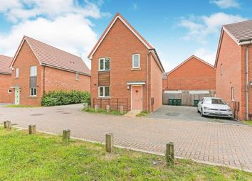 Thumbnail 3 bed detached house for sale in Sowe Way, Henley Green, Coventry, West Midlands