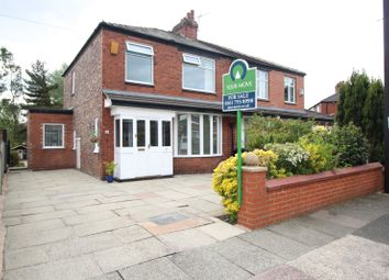 Thumbnail 3 bed semi-detached house for sale in Vandyke Avenue, Salford, Greater Manchester