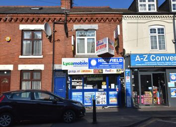 Thumbnail 2 bed property for sale in Nedham Street, Leicester, Leicestershire