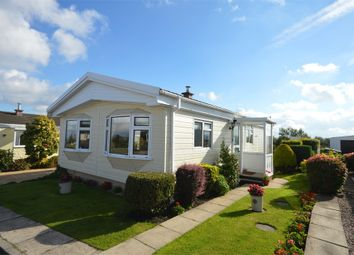 Thumbnail 2 Bed Mobile Park Home For Sale In Victoria Place Crosland Hill