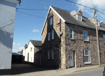 Thumbnail 4 bed end terrace house to rent in South Street, South Molton