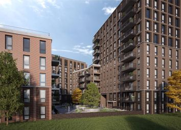 Thumbnail 2 bed flat for sale in Austen House, Harrow On The Hill