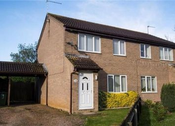 Thumbnail 3 bed semi-detached house for sale in Beech Close, Corby, Northamptonshire
