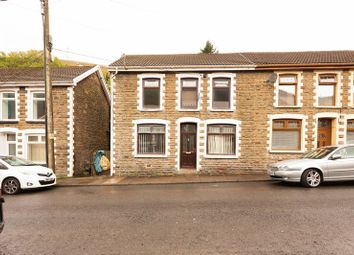 Thumbnail 4 bed semi-detached house for sale in Walters Road, Ogmore Vale, Bridgend
