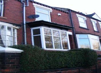 Thumbnail 2 bed terraced house to rent in Baskerville Road, Northwood, Stoke On Trent, Staffordshire