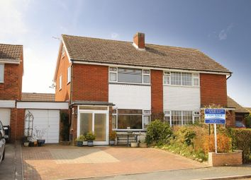 Thumbnail 3 bed semi-detached house for sale in The Bentlands, Benthall, Broseley