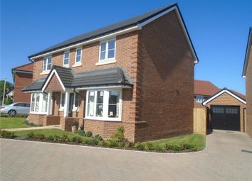 Thumbnail 4 bed detached house for sale in Norman Rise, Spencers Wood, Reading, Berkshire