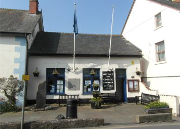 Thumbnail Office for sale in Swain Street, Watchet, Somerset