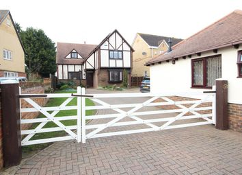 Thumbnail 5 bedroom detached house for sale in High Street, Meppershall, Shefford