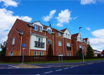 Thumbnail 2 bedroom flat for sale in Esk Drive, York