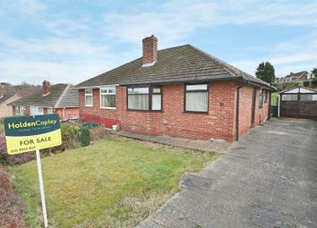 Thumbnail 2 bed semi-detached bungalow for sale in Langford Road, Arnold, Nottingham