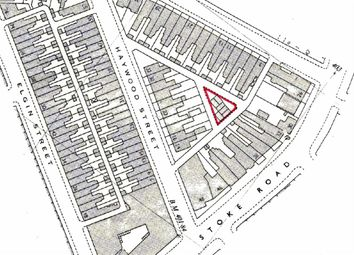 Thumbnail Land for sale in Stoke Road, Stoke-On-Trent, Staffordshire