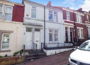 Thumbnail 2 bed flat for sale in Howe Street, Gateshead