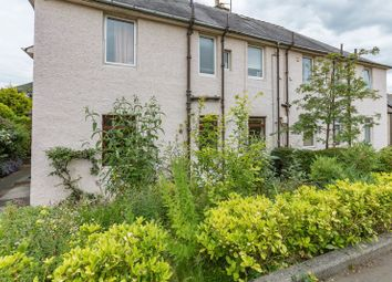 Thumbnail 2 bed flat for sale in Eildon Crescent, Melrose