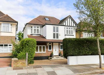 Thumbnail 5 bed detached house for sale in Corringway, Ealing, London