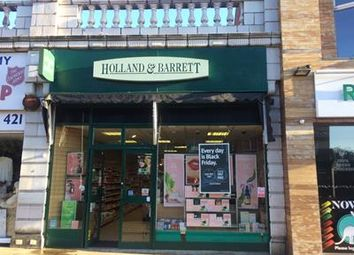 Thumbnail Retail premises to let in 419 Shirley Road, Southampton, Hampshire