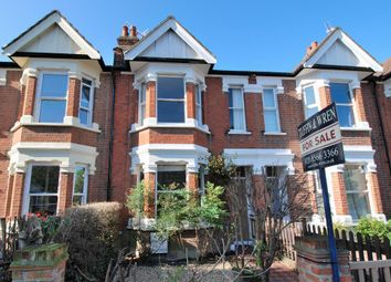 Thumbnail 2 bedroom terraced house for sale in Northcroft Road, Ealing, London