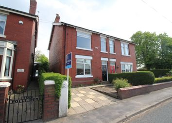 Thumbnail 3 bed semi-detached house for sale in Blackburn Road, Higher Wheelton, Chorley