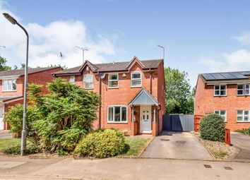 3 bed semi-detached house for sale in Foxglove Avenue, Uttoxeter ST14
