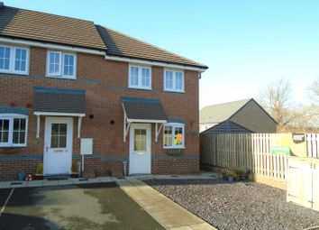 Thumbnail 2 bed terraced house for sale in Nuthatch Close, Shrewsbury