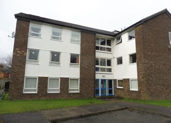 Thumbnail 2 bedroom flat for sale in Postmill Close, Ipswich