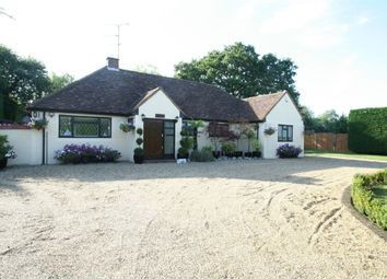 Thumbnail 3 bed detached bungalow for sale in London Road, Spellbrook, Hertfordshire