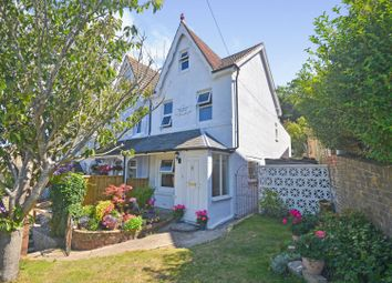 Thumbnail 3 bed semi-detached house for sale in Shakespeare Road, Dover
