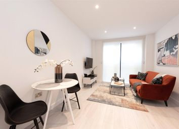 Thumbnail 2 bed flat for sale in 207-215 London Road, Camberley, Surrey