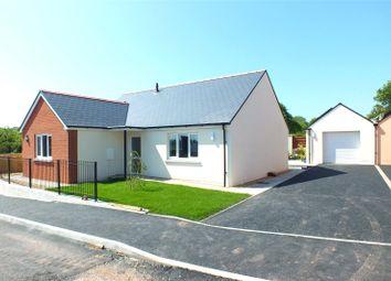 Thumbnail 3 bedroom detached bungalow for sale in Plot 5, Bowett Close, Hundleton, Pembroke