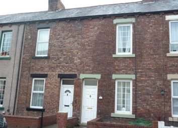 Thumbnail 2 bed terraced house to rent in Gloucester Road, Currock, Carlisle